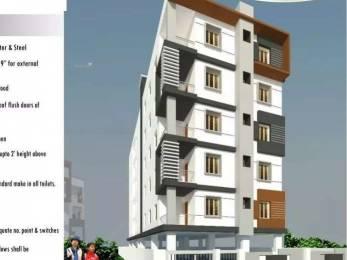 1500 sqft, 3 bhk Apartment in Builder Sai Surya residency Bakkanapalem Road, Visakhapatnam at Rs. 46.5000 Lacs