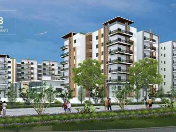 1730 sqft, 3 bhk Apartment in Crown Whistling Woods Kokapet, Hyderabad at Rs. 69.2000 Lacs
