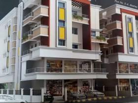 1,050 sq ft 2 BHK + 2T Apartment in Builder Akshay Apartment 1