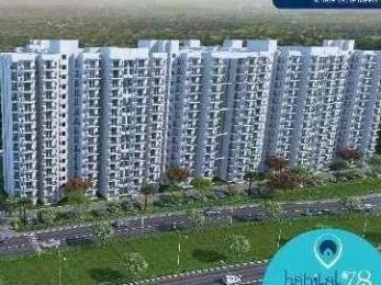 800 sqft, 3 bhk Apartment in Conscient Habitat 78 Sector 78, Faridabad at Rs. 26.0000 Lacs