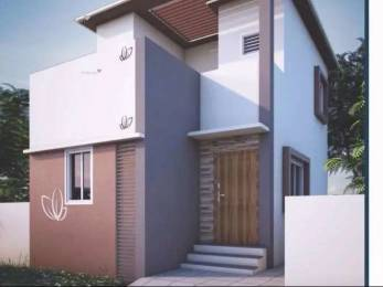 730 sqft, 2 bhk Villa in i5 Shanthi Park Tiruporur Near Kelambakkam, Chennai at Rs. 32.0000 Lacs