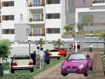 1087 sqft, 2 bhk Apartment in Vishwasri Oak Park Saravanampatty, Coimbatore at Rs. 33.6427 Lacs