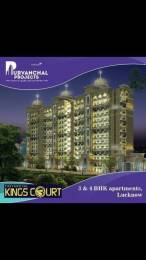 2190 sqft, 3 bhk Apartment in Purvanchal Kings Court Gomti Nagar, Lucknow at Rs. 1.1539 Cr