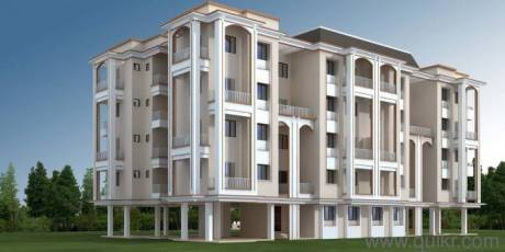 646 sqft, 1 bhk Apartment in Sky Kasturi Square Gotal Pajri, Nagpur at Rs. 13.8890 Lacs