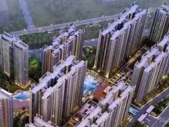 2070 sqft, 3 bhk Apartment in ABA Cleo County Sector 121, Noida at Rs. 30000