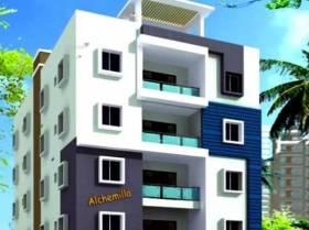 1,560 sq ft 3 BHK + 3T Apartment in Builder Achemilla