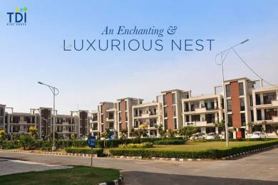 1322 sqft, 3 bhk BuilderFloor in TDI Tuscan Residency Sector 110 Mohali, Mohali at Rs. 32.0000 Lacs