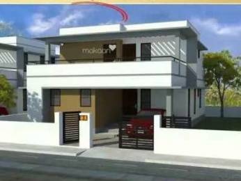 1250 sqft, 3 bhk Villa in Builder Green Views Villas Puliyarakonam, Trivandrum at Rs. 38.7375 Lacs
