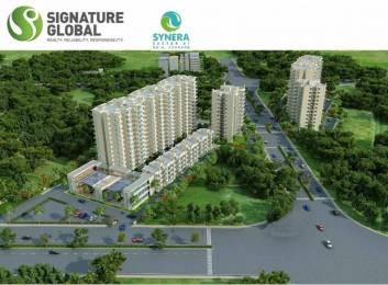 777 sqft, 2 bhk Apartment in Signature Synera Sector 81, Gurgaon at Rs. 24.5000 Lacs