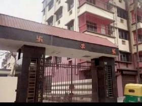 1,123 sq ft 3 BHK + 2T Apartment in Builder JAMUNA SHREE