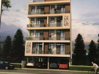 1050 sqft, 2 bhk BuilderFloor in Builder Shashwat Group Dholai Patrakar Colony, Jaipur at Rs. 21.5000 Lacs