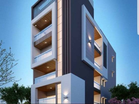 1100 sqft, 2 bhk BuilderFloor in Builder Project Beltarodi Road, Nagpur at Rs. 45.0000 Lacs