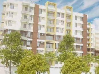1222 sqft, 3 bhk Apartment in Builder Pratistha enclave Lalmati, Guwahati at Rs. 43.0000 Lacs