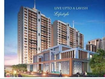 1099 sqft, 2 bhk Apartment in Rishita Manhattan Gomti Nagar Extension, Lucknow at Rs. 38.4650 Lacs