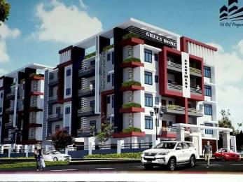 1000 sqft, 2 bhk Apartment in Builder green home Sachal Path VIP Road Bylane Number 1, Guwahati at Rs. 40.0000 Lacs