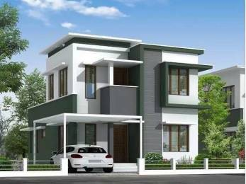 1000 sqft, 3 bhk Villa in Builder Ajwa garden Chelavoor, Kozhikode at Rs. 55.0000 Lacs