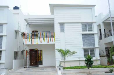 2591 sqft, 3 bhk Villa in Builder LAKE side villa Tellapur, Hyderabad at Rs. 27000