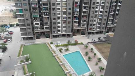 1730 sqft, 3 bhk Apartment in Savvy Swaraaj Sports Living Gota, Ahmedabad at Rs. 12000