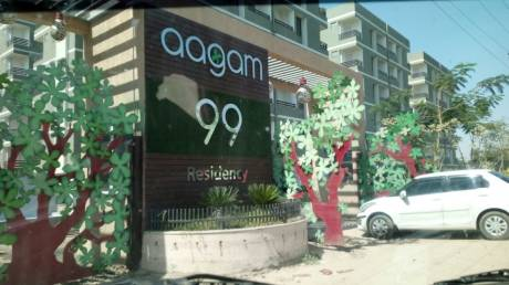 720 sqft, 1 bhk Apartment in Aagam 99 Phase 2 Sachana, Ahmedabad at Rs. 18.0000 Lacs