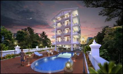 645 sqft, 1 bhk Apartment in Rio Luxury Homes Casa Rio Siolim, Goa at Rs. 42.0000 Lacs
