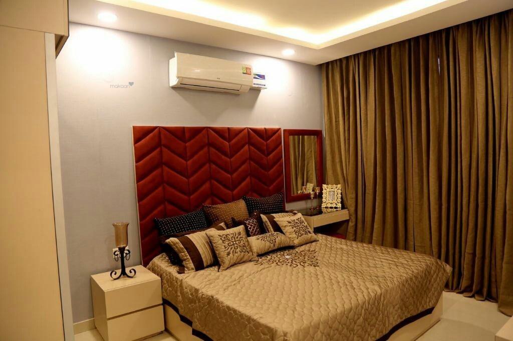 537 Sqft, 1 Bhk Apartment In Builder SBP EXOTIC FLOORS Kharar Kurali Road,  Mohali