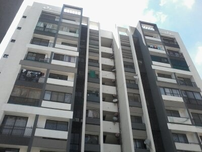 2152 sqft, 3 bhk Apartment in Devnandan Heights Chandkheda, Ahmedabad at Rs. 15000
