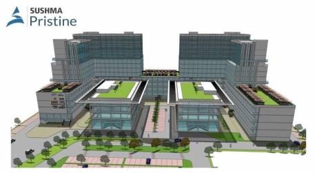 1125 sqft, 1 bhk Apartment in Builder sushma prestine Main Zirakpur Road, Chandigarh at Rs. 1.7994 Cr