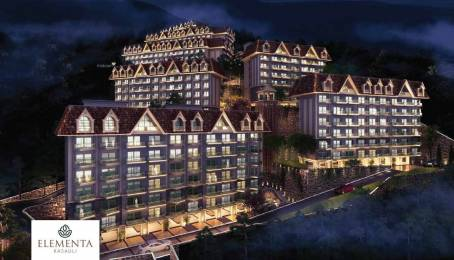 630 sqft, 1 bhk Apartment in Builder Elementa Kasauli Chandigarh, Chandigarh at Rs. 31.8969 Lacs