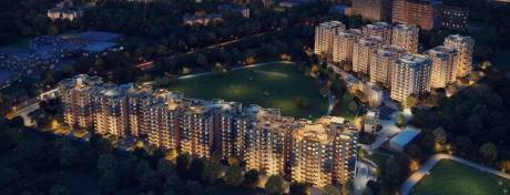 1310 sqft, 2 bhk Apartment in Builder Sushma Crescent Gazipur Road, Chandigarh at Rs. 49.1250 Lacs