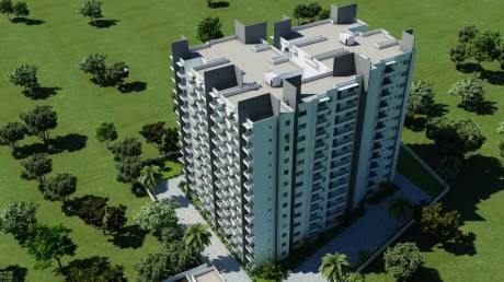 877 sqft, 2 bhk Apartment in Builder Project Thanisandra Main Road Kothnu, Bangalore at Rs. 28.4269 Lacs