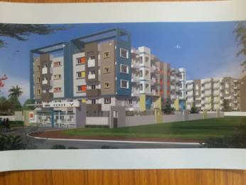1176 sqft, 3 bhk Apartment in Vmaks Venus Electronic City Phase 2, Bangalore at Rs. 42.5346 Lacs