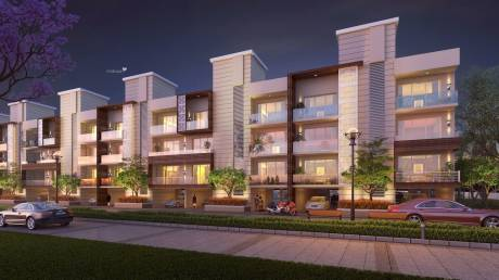 1156 sqft, 2 bhk IndependentHouse in APS Highland Park Bhabat, Zirakpur at Rs. 32.8212 Lacs