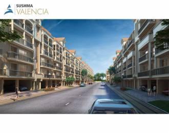 1800 sqft, 3 bhk BuilderFloor in Builder Valencia Ambala Road, Zirakpur at Rs. 59.4600 Lacs