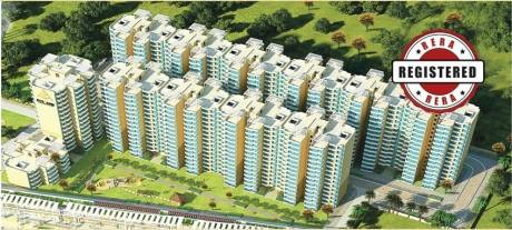 752 sqft, 2 bhk Apartment in Pyramid Urban 67A Sector 67, Gurgaon at Rs. 23.7000 Lacs