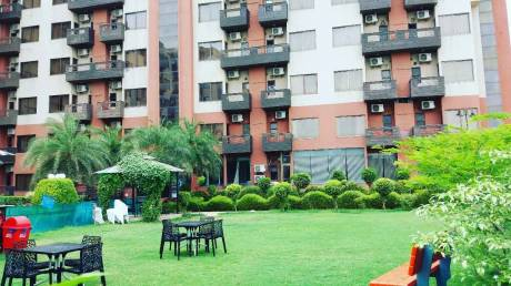 520 sqft, 1 bhk Apartment in Express Hare Krishna Orchid Vrindavan, Mathura at Rs. 18.7100 Lacs