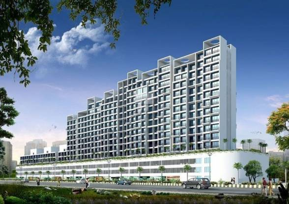1760 sqft, 3 bhk Apartment in Konnark Shree Krishna Paradise Kharghar, Mumbai at Rs. 1.6500 Cr
