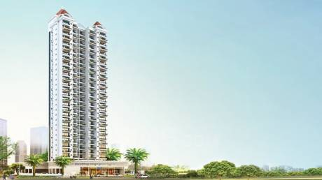 1220 sqft, 2 bhk Apartment in Krishh Celestia Kharghar, Mumbai at Rs. 1.1000 Cr