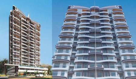 750 sqft, 1 bhk Apartment in Paradise Sai Wonder Kharghar, Mumbai at Rs. 70.0000 Lacs