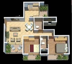 1125 sqft, 2 bhk Apartment in Tricity Pristine Kharghar, Mumbai at Rs. 1.0000 Cr