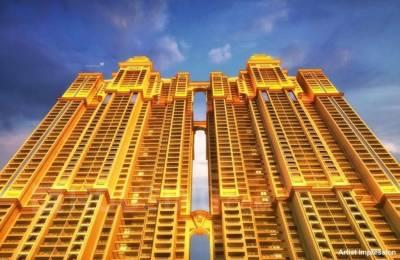 2000 sqft, 3 bhk Apartment in Arihant Aalishan Kharghar, Mumbai at Rs. 1.4000 Cr