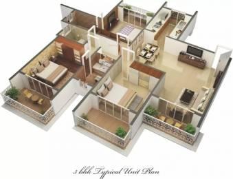 1820 sqft, 3 bhk Apartment in Varsha Balaji Heritage Kharghar, Mumbai at Rs. 1.9000 Cr