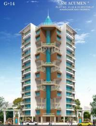 1900 sqft, 3 bhk Apartment in SM Acumen Kharghar, Mumbai at Rs. 1.4500 Cr
