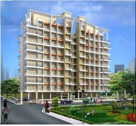 2200 sqft, 3 bhk Apartment in Trishul Symphony Sector 19 Kharghar, Mumbai at Rs. 1.7000 Cr