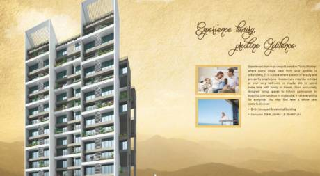 1500 sqft, 3 bhk Apartment in Tricity Pristine Kharghar, Mumbai at Rs. 1.5000 Cr