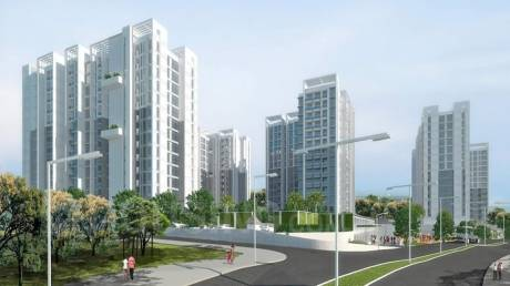 1450 sqft, 3 bhk Apartment in Builder Godrej Properties City Woods Panvel Ph 2 Panvel Mumbai Panvel, Mumbai at Rs. 1.0320 Cr