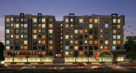 525 sqft, 1 bhk Apartment in Rudis Sunanda Circle A Wing And C Wing Phase II Sil Phata, Mumbai at Rs. 37.7300 Lacs