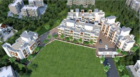 587 sqft, 1 bhk Apartment in Neelkanth Vihar Phase I Panvel, Mumbai at Rs. 55.7700 Lacs