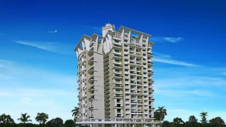 1150 sqft, 2 bhk Apartment in Simran Sapphire Kharghar, Mumbai at Rs. 80.0000 Lacs