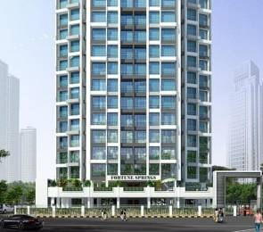 670 sqft, 1 bhk Apartment in Fortune Springs Kharghar, Mumbai at Rs. 60.0000 Lacs