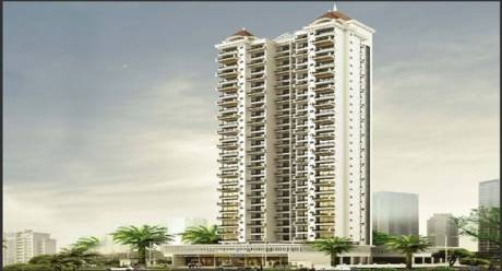 1205 sqft, 2 bhk Apartment in Sai Tharwani Riviera Kharghar, Mumbai at Rs. 1.0500 Cr
